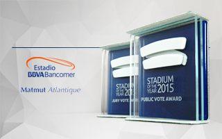 Stadion Roku 2015: Nagroda wędruje do…