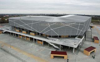Ukraina: Arena Lwów wyszła na plus, ma być jeszcze lepiej