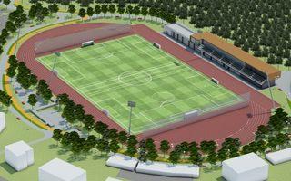 Katowice: Piłkarsko-lekkoatletyczna przyszłość południowych Katowic