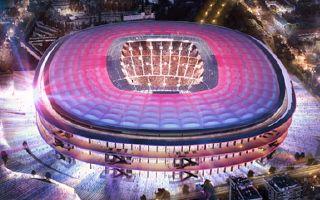 Nowy projekt: Zobacz wielkie tarasy Camp Nou