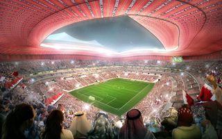 """Katar 2022: Ruszyła budowa """"beduińskiego namiotu"""""""
