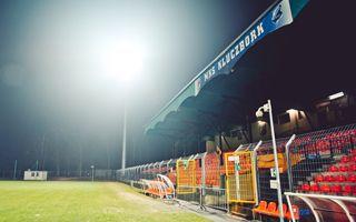Kluczbork: Lampy przetestowane, w sobotę pierwszy mecz