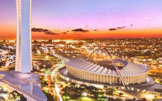 RPA: Ogromny wieżowiec zdominuje stadion w Durbanie?