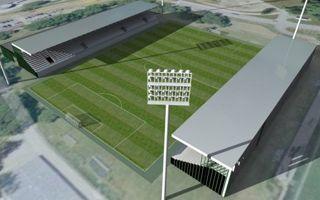 Rybnik: Stadion dla piłkarzy ROW-u? Jeszcze nie teraz