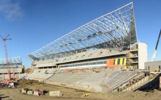 Kanada: Mosaic Stadium gotowy już prawie w 80%