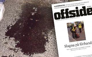Bezpieczeństwo: W Szwecji agresywni policjanci są bezkarni