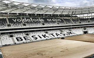 Stambuł: Wielki finał budowy Beşiktaşu