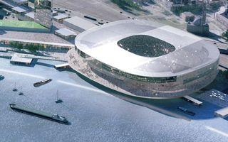 Rotterdam: Feyenoord wybrał stadion na wodzie