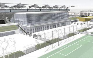 Warszawa: Legia marzy o rozbudowie za 43 miliony