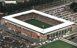 Holandia: Stadion NAC Breda nie do końca bezpieczny