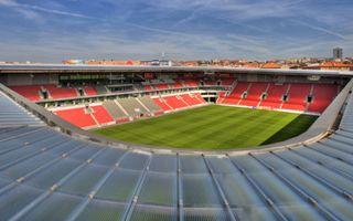 Czechy: Stadion Slavii do rozbudowy, będzie narodowym
