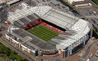 Manchester: United podniosą pojemność Old Trafford?