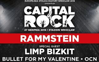 Wrocław: Wielki rockowy festiwal w sierpniu