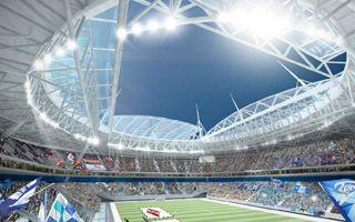 Sankt Petersburg: 100 milionów za otoczenie Zenit Areny