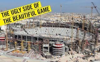 Katar 2022: Wyzysk robotników wciąż obecny na budowach?