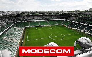 Warszawa: Modecom potwierdza zainteresowanie nazwą stadionu Legii