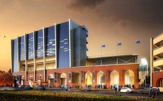 Nowy stadion i projekt: Wschodzące gwiazdy Virginii