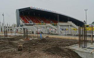Nowa budowa: Ekspresowy AFAS Stadion w Mechelen