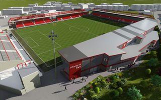 Nowy stadion i projekt: Stadion klubu, którego nie da się zabić