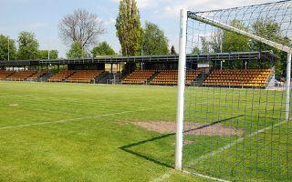 Elbląg: Zmienią stadion krok po kroku