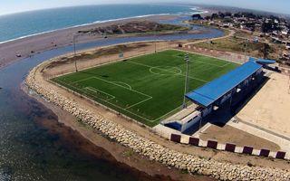 Nowe stadiony: Dwa samorodki z Chile