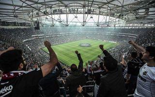 Nowy stadion: Vodafone Arena otwarta z hukiem