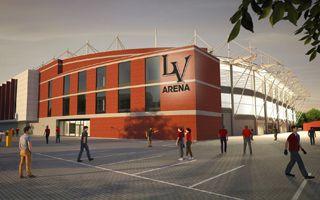 Łódź: Las Vegas sponsorem stadionu Widzewa?