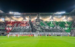 Warszawa: Kibice podkręcają frekwencję na stulecie