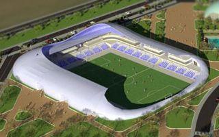 Nowy projekt: Stadion-żółw z Tyberiady