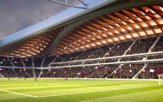 Katar 2022: Jedyny stadion Zahy wychodzi z ziemi