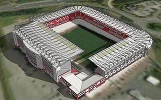 Anglia: Stadion Stoke zwiększy pojemność i zmieni nazwę
