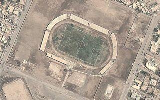 Irak: Szokujące znalezisko na stadionie w Ramadi