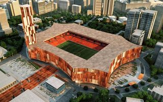 Nowy projekt: Nadchodzi król Albanii