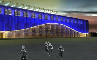 Nowy projekt: Kolejna nowoczesna arena Słowacji