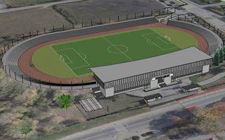Starachowice: Stare wały, nowy stadion