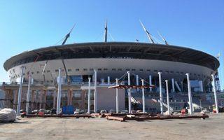 Rosja 2018: Zenit Arena będzie tańsza? Ogromna kara dla wykonawcy