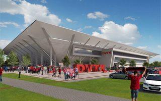 Węgry: Kolejny ekspresowy stadion, teraz w Miszkolcu