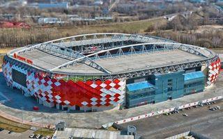 Moskwa: Stadion Spartaka nie spłaci się nigdy