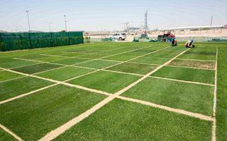 Katar 2022: Idealne boiska na Mundial już rosną w Dausze
