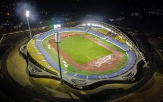 """Nowy stadion: Najnowszy dom dla """"Czarnych Gwiazd"""" Ghany"""