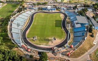 Płock: Stadion z torem do driftu na pół roku