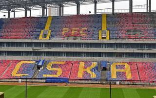 Moskwa: Stadion CSKA gotowy na 95%