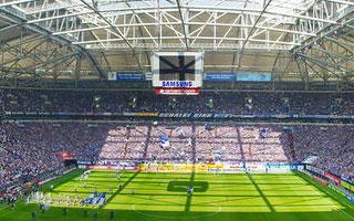 Gelsenkirchen: Schalke zamontuje największe ekrany Europy