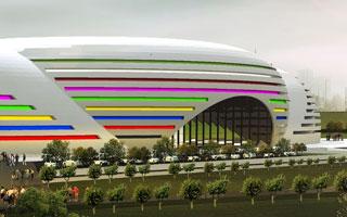 Nowy projekt: Etiopia w stadionowym szale