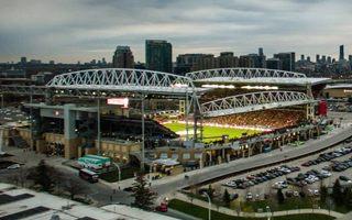 """Toronto: """"Najbardziej piłkarski"""" stadion w Kanadzie otwarty"""