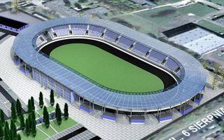Łódź: Od poniedziałku stadion Orła będzie w budowie