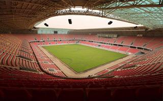 """Nowy stadion: Nazywają go """"Klejnotem Eufratu"""""""