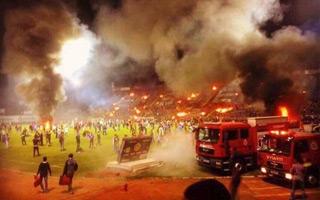 Turcja: To najgorsze możliwe pożegnanie stadionu?