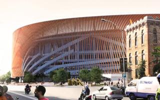 Nowe projekty: Cztery niezwykłe wizje Camp Nou