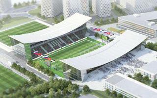Nowy projekt: Moskiewskie Torpedo dostanie stadion z metalicznym dachem